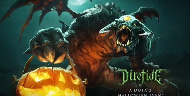Компания Valve дайте игрокам Dota 2 праздник Diretide !