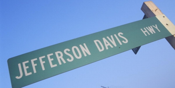 Keep the name Jefferson Davis Highway